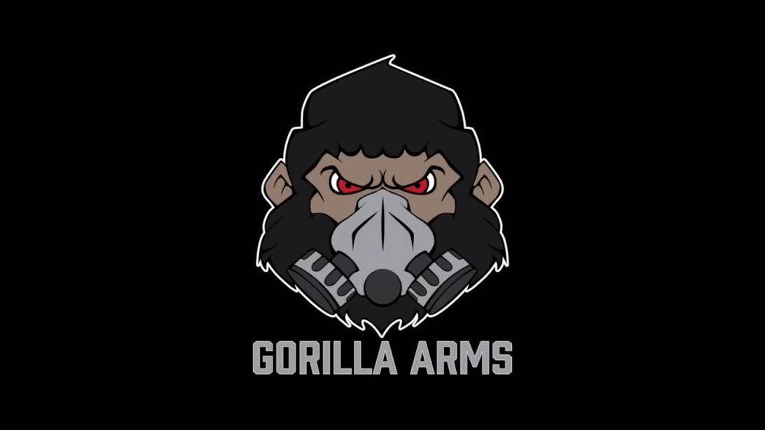 Gorilla Arms LLC logo.