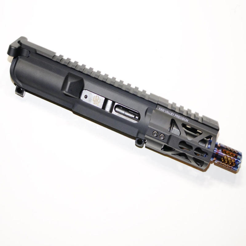 Standard Rear Charge Upper - 9mm