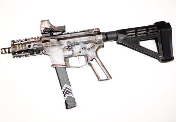 Angstadt Arms crafts 9mm pistol caliber carbines parts
