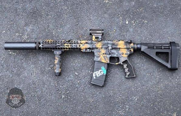 300 Blackout AR Pistol Detailed Build Specifications
