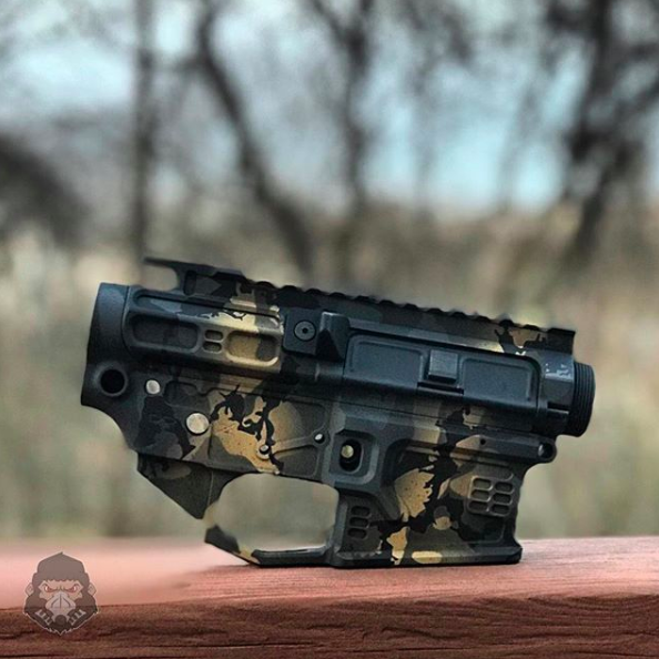 SLR Rifleworks B15 Upper and Lower Receiver